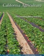 California Agriculture July-September 2016